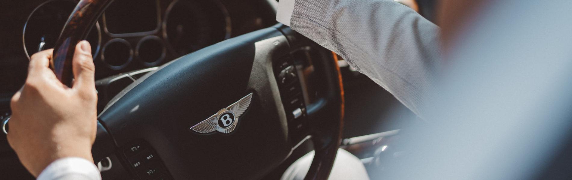 voitures prestige
