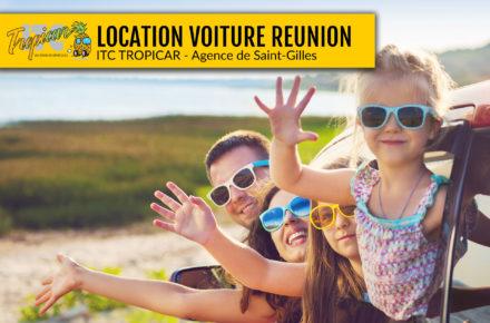 Location Voiture à Saint Gilles île de La Réunion